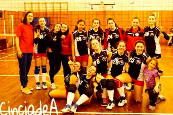 Pallavolo Torneo Favretto Under 14 femminile 4 giornata