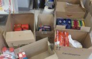 Raccolta di generi di prima necessità a Grottaferrata per il terremoto