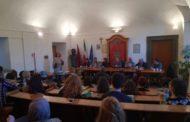 """Zagarolo cuore del progetto Erasmus+ """"Yes Culture"""" I giovani europei conoscono il patrimonio architettonico territoriale dei Castelli Romani."""