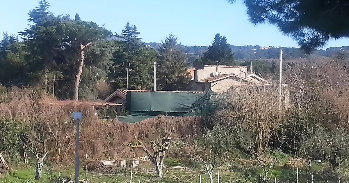Inizia il processo per abusi edilizi a Bovillae