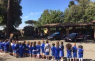 Castel Gandolfo, a scuola di legalità dai Carabinieri
