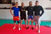 """Daniele Matiddi è medaglia di Bronzo agli Europei di MMA: """"Soddisfatto della mia prestazione. La Nazionale italiana? E' in grande crescita"""""""