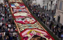 Infiorata di Genzano, 239 anni di capolavori
