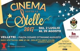 A Velletri, il cinema è