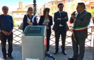 Inaugurata a Nemi una Pole Station per la ricarica di veicoli elettrici