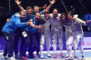 Il Frascati Scherma supera se stesso: nove medaglie iridate, un mondiale indimenticabile