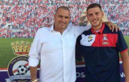 Marco Mastrandrea è un nuovo giocatore del Città di Ciampino