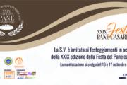 XXIX edizione della Festa del pane casareccio