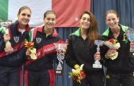 Frascati Scherma, esibizione show ad Ancona: cinque sul podio e altri nei primi otto L