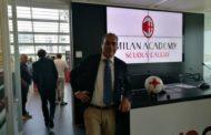 Ariccia, la scuola di formazione A.C. Milan arriva in città