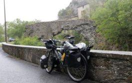 Alle Colonne d'Ercole, un libro che racconta 2300 km percorsi in bicicletta