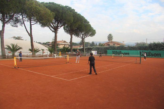 Il Campionato invernale della scuola tennis di Frascati