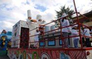 CARNEVALE GENZANESE, SUCCESSO PER LA PRIMA GIORNATA DI FESTA