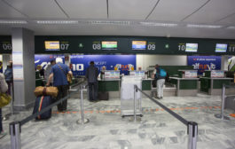 Check-in in aeroporto, a bordo con un click