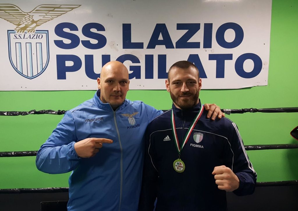 MMA, DANIELE MATIDDI SI CONFERMA CAMPIONE ITALIANO 2018