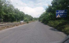 Frascati, interventi di manutenzione di via Tuscolana
