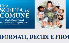 """Anche a Genzano arriva """"una scelta in comune"""""""