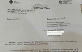 Grottaferrata: il caso Soffioni tra rumorosità e polveri sottili