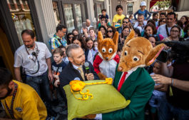 IL 3 GIUGNO GERONIMO STILTON  ARRIVA A CINECITTA' WORLD