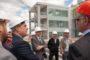 Zingaretti visita il nuovo ospedale dei Castelli Romani