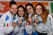 La Mancini subito vincente col Dream Team, De Costanzo ottava nell'individuale