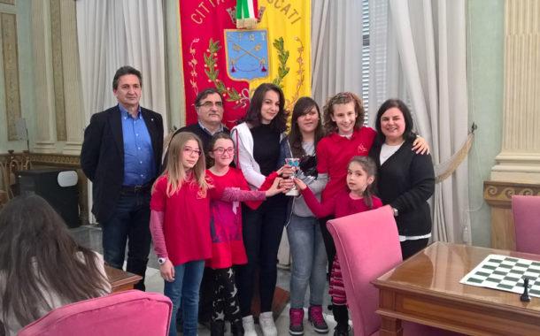 Il Frascati Scacchi si qualifica alla finale del Campionato Italiano Femminile a Squadre