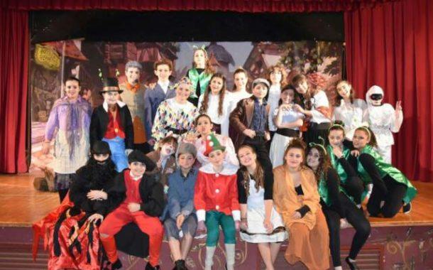 """Pinocchio – il musical. Il successo della scuola media """"Vivaldi"""""""