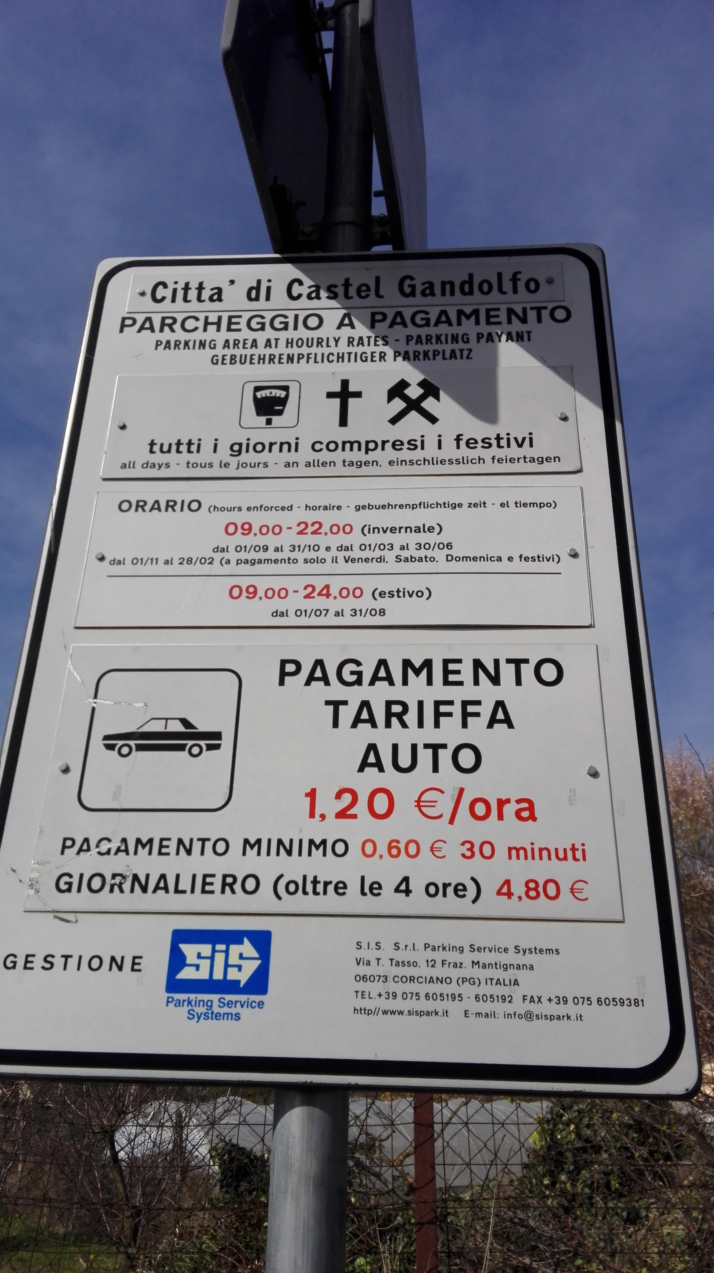 Ariccia, nuova viabilità per il centro storico. Revocata la ZTL