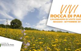 """""""Vivi Rocca di Papa"""": parte la seconda edizione del calendario di visite guidate"""