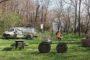 Cura del verde - a Tuscolo gli interventi di pulizia