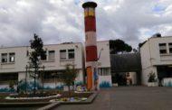 Pavona: un murales per l'Istituto Comprensivo Gramsci