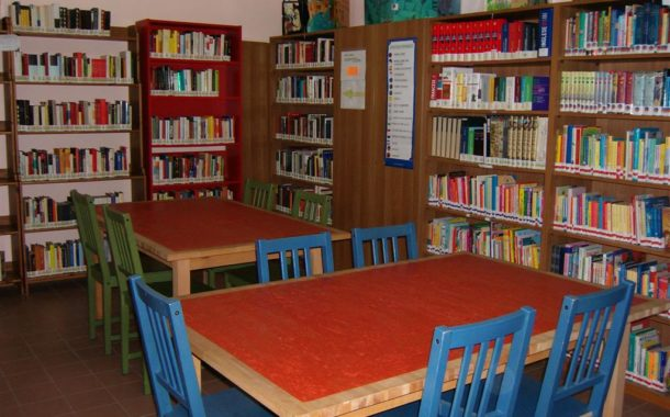 La biblioteca di Santa Maria: una realtà sui generis