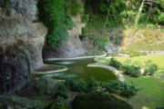 Parco Sforza Cesarini apre al pubblico. Inagibili i sentieri che conducono ai Grottoni