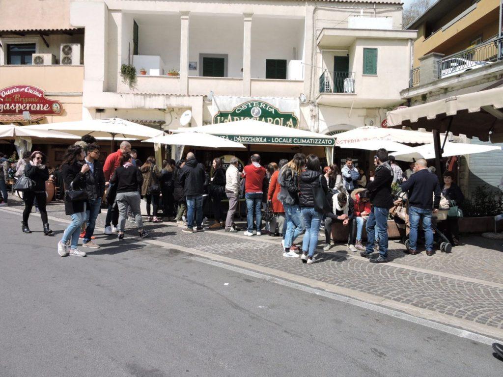 Castel Gandolfo: una buona notizia per i commercianti