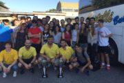 Frascati Scherma è sempre tricolore, due titoli di campioni d'Italia Giovani a squadre miste