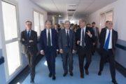 Nuovo Ospedale, Zingareti e Gentiloni ad Ariccia