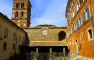 Giardino pensile sui tetti della Rotonda