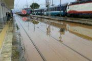 Maltempo Roma, ferma la linea Fl4: treni bloccati a Ciampino