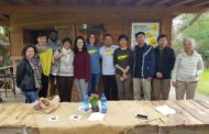 Ricercatori cinesi in visita al Tuscolo, sito di grande interesse