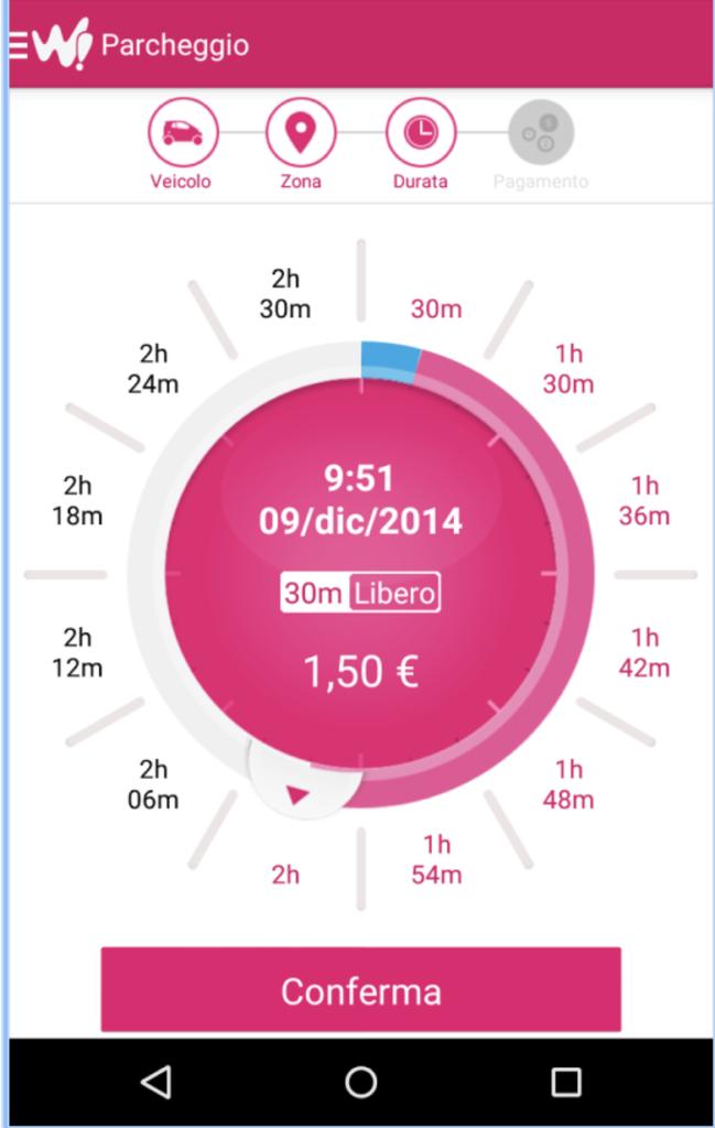 Castel Gandolfo Parcheggi: attiva la nuova app per pagare la sosta comodamente da smartphone