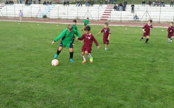 Polisportiva Virtus Ariccia, scuola calcio: un successo il triangolare con Polisportiva Velletri e Futura Ischia