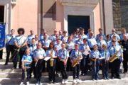 """La Banda musicale """"Corbium""""  di Rocca Priora  al Concorso bandistico Internazionale  di Riva del Garda"""
