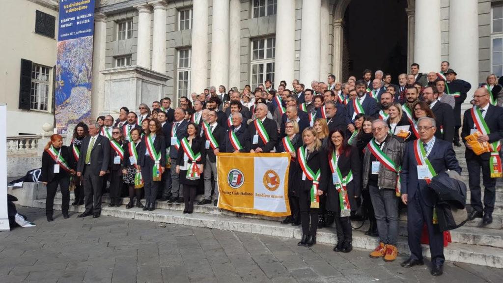 Nemi si conferma Bandiera Arancione del Touring club