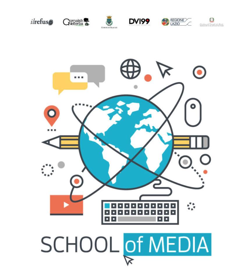 School of Media, giornalismo gratis per i ragazzi dei Castelli 120 giovani a lezione di comunicazione per diventare cittadini più consapevoli