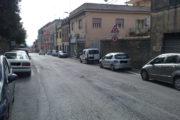 Albano - Via Trilussa: si cercano soluzioni ad anni d'incuria