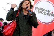 Potere al popolo ha candidato Elisabetta Canitano alla Regione Lazio