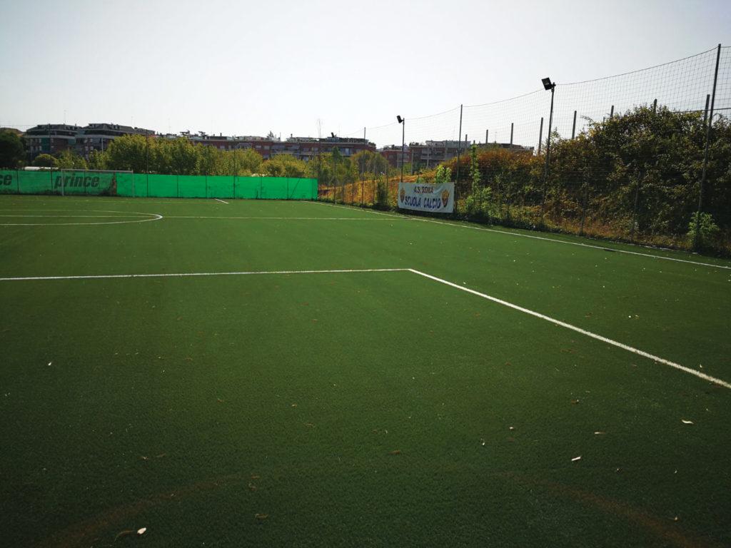 Cecchina val bene un campo sportivo tutto nuovo