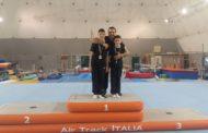 Simone Di Lazzaro Campione Interregionale di Zona Tecnica GAM