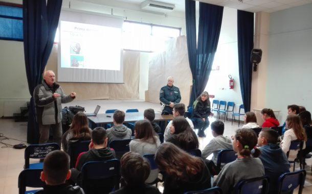 Marino, alla scuola Levi si discute di protezione civile e del Piano di Emergenza comunale