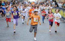 """""""Il più veloce di Castel Gandolfo"""", una bella mattinata di sport con oltre 300 alunni e alunne delle scuole locali"""